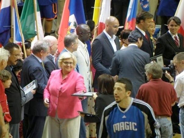 Orlando Magic Community Service Award