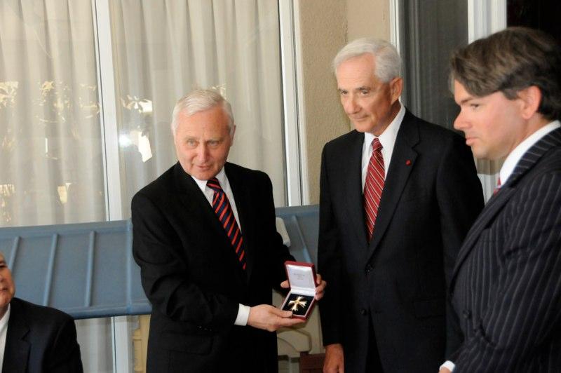 Professor Bruce Pauley Award Ceremony