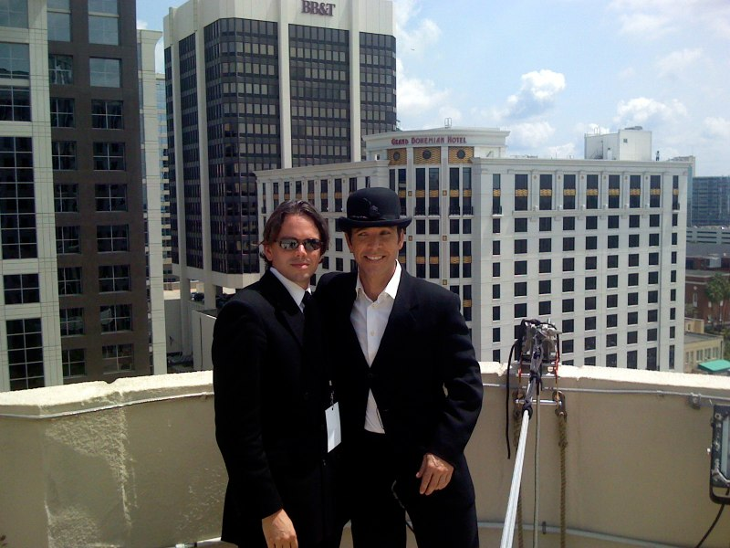 David Lyons Pierce Brosnan's Stunt Double