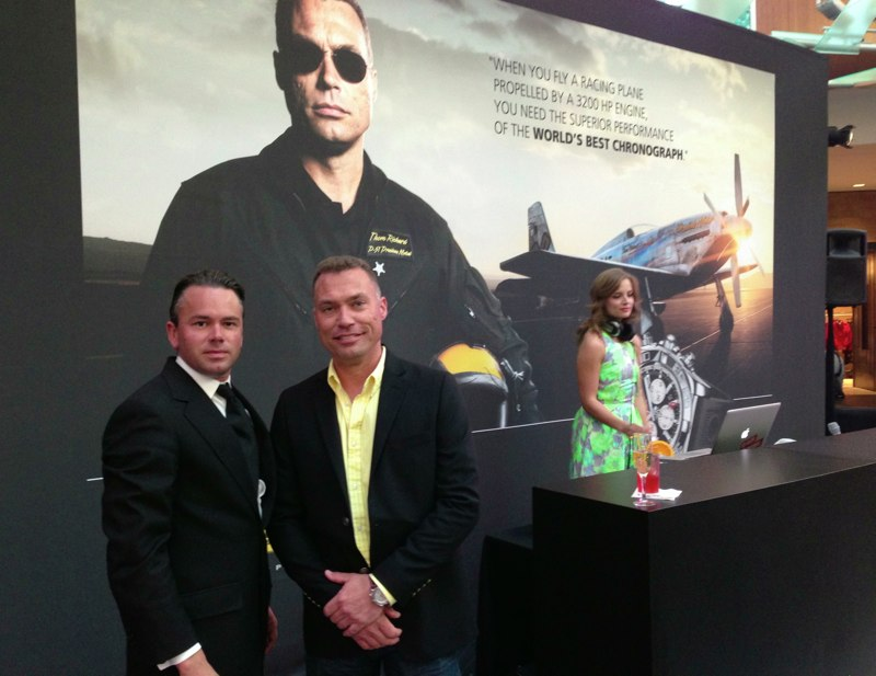 Breitling Opening