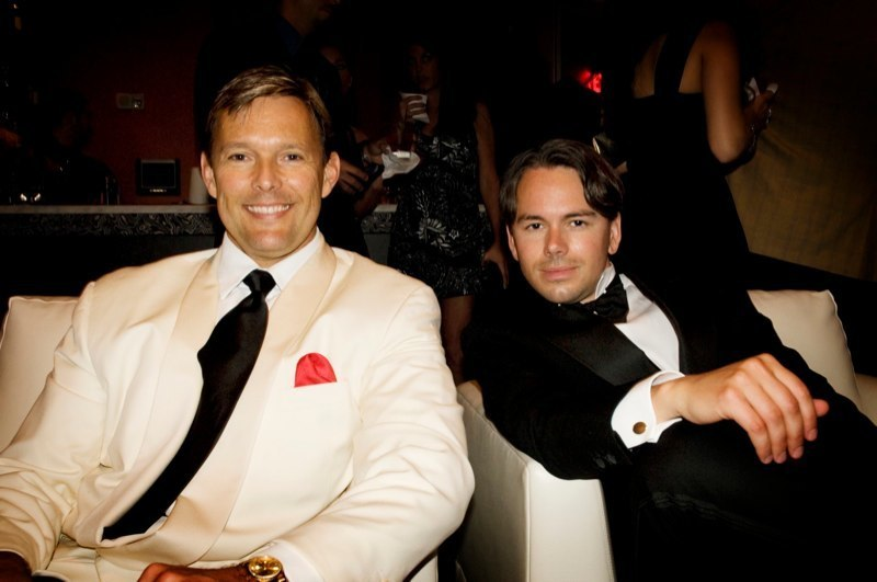 Hosting Luxautica  James Bond Fashion Show