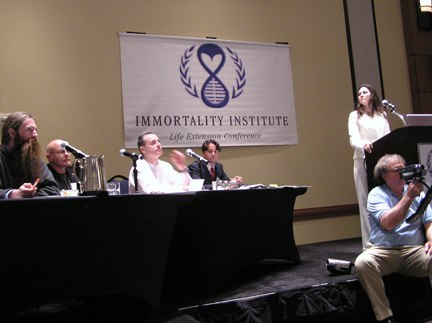 Immortality Institute Life Extension Conference